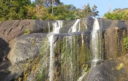 Telaga Tujuh Waterfalls Image
