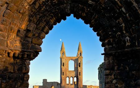St Andrews Cathedral Image