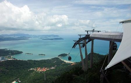 Langkawi Cable Car Image