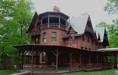 The Mark Twain House And Museum Image