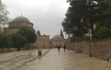 Yildirim Bayezit Mosque Image