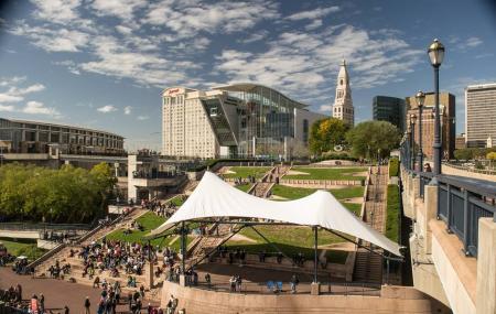 Mortensen Riverfront Plaza Image