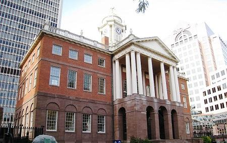 Old State House Image
