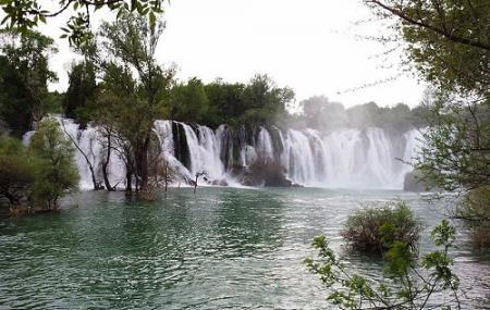 Kravice Waterfalls Image