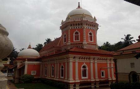 Naguesh Temple Image