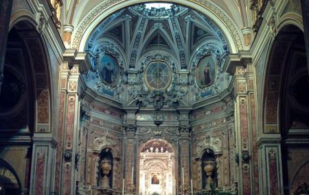 Basilica Santuario Carmine Maggiore Image