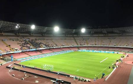 Stadio San Paolo, Naples