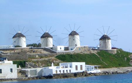 The Windmills Image