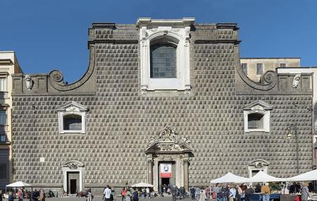 Church Of Gesu Nuovo Image