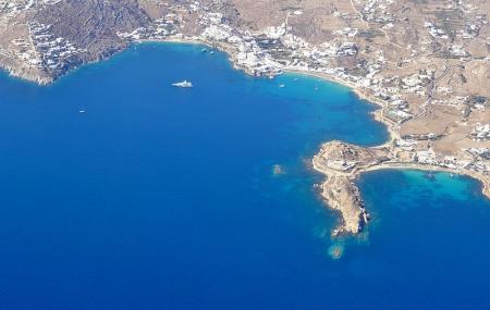 Platis Gialos Beach Image