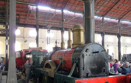Museo Nazionale Ferroviario Di Pietrarsa, Naples