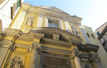 La Chiesa Dell'arte Della Seta - Complesso Dei Santi Filippo E Giacomo Image