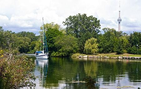 Toronto Island Park Image