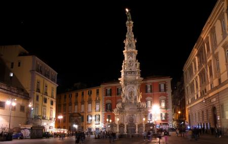 Piazza Del Gesù Nuovo Image