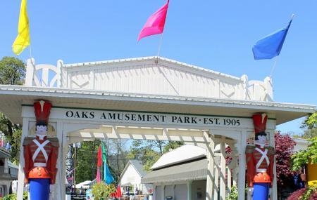 Oaks Amusement Park Image