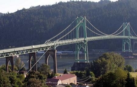 St. Johns Bridge Image