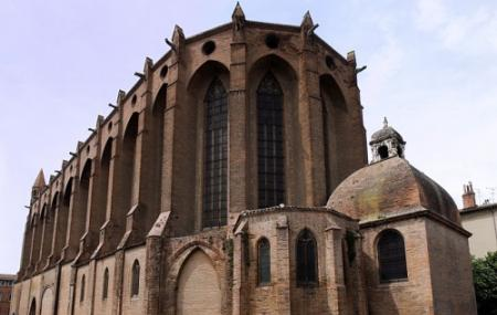 Church Of The Jacobins, Toulouse