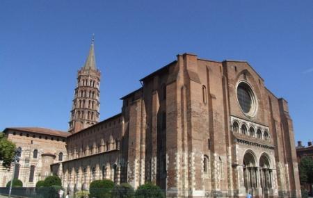 Basilique Saint Sernin, Toulouse