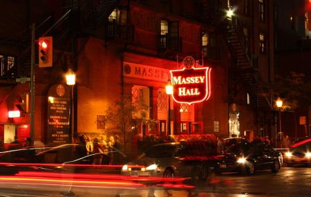Massey Hall Image
