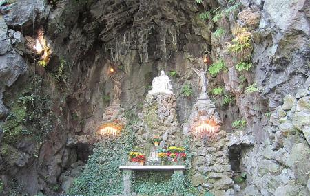 The Grotto - National Sanctuary Of Our Sorrowful Mother Image