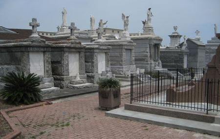 St. Louis Cemetery No.3 Image
