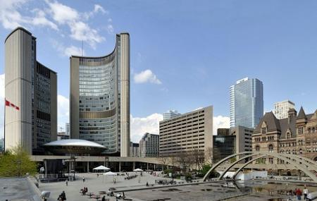 Nathan Phillips Square Image