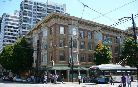 Robson Street Image