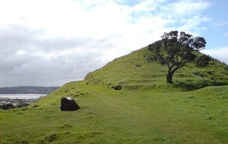 Mangere Mountain Image