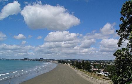 Orewa Beach Image