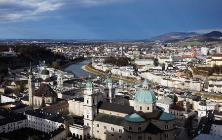 Salzburg Cathedral Image