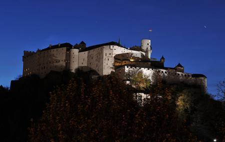 Fortress Hohensalzburg Image