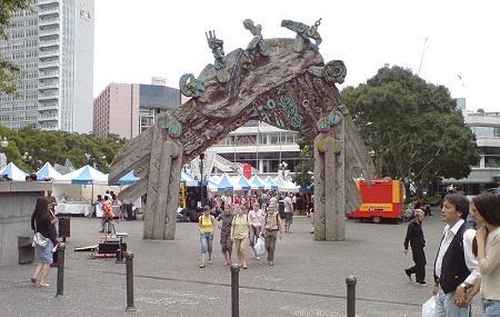 Aotea Square Image