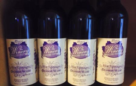 Winery Of Hot Springs Image