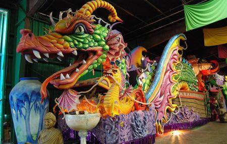 Mardi Gras World Or Festival Image