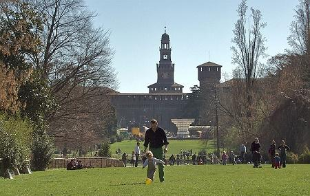 Parco Sempione Image
