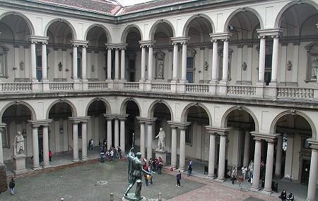 Pinacoteca Di Brera Image
