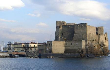 Castel Dell Ovo, Naples