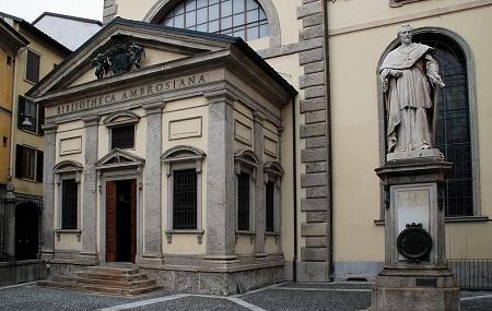 Biblioteca Ambrosiana Image