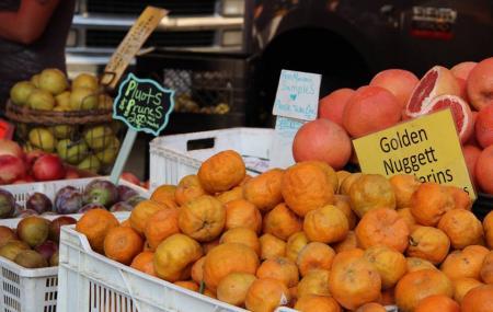 Downtown Slo Farmer's Market Image