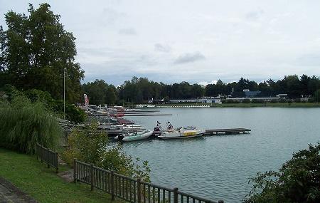 Idroscalo Lake Image