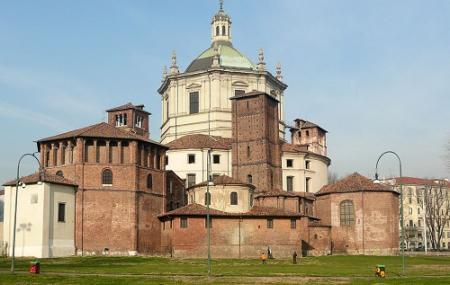 Basilica Di San Lorenzo Image