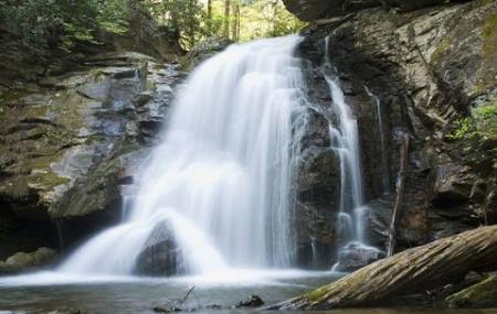 Raven Cliffs Falls Image