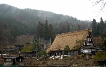 Hida Folk Village Image