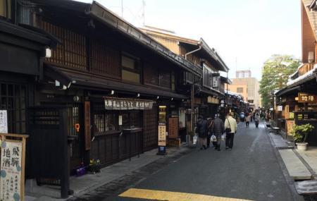 Takayama Old Town, Sanmachi Suji Image