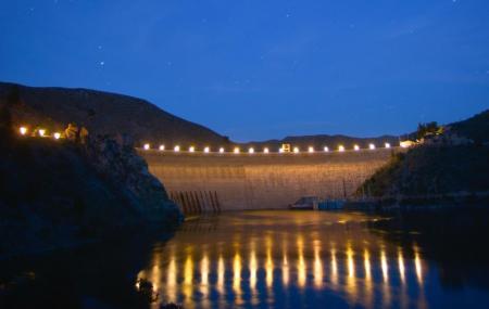 Arrowrock Dam And Reservoir Image