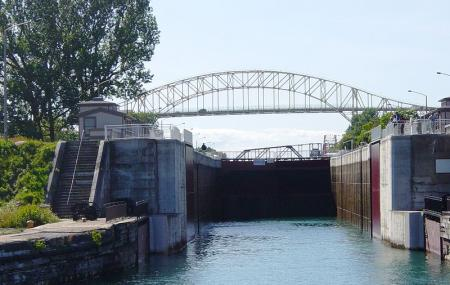 Sault Ste. Marie Canal Image