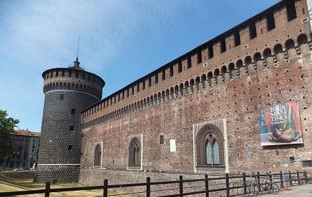 Sforza Castle Image