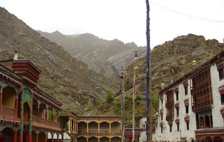 Hemis Monastery Image