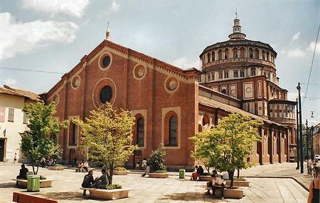 Santa Maria Delle Grazie Image
