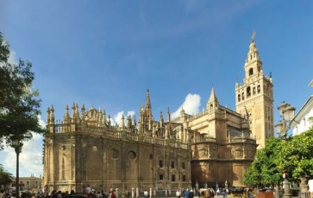 Seville Cathedral Image